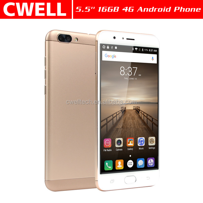 Wholesale Cheap X-BO M1 5.5 Inch IPS Screen Quad Core 4G Metal Cover xbo mobile phone