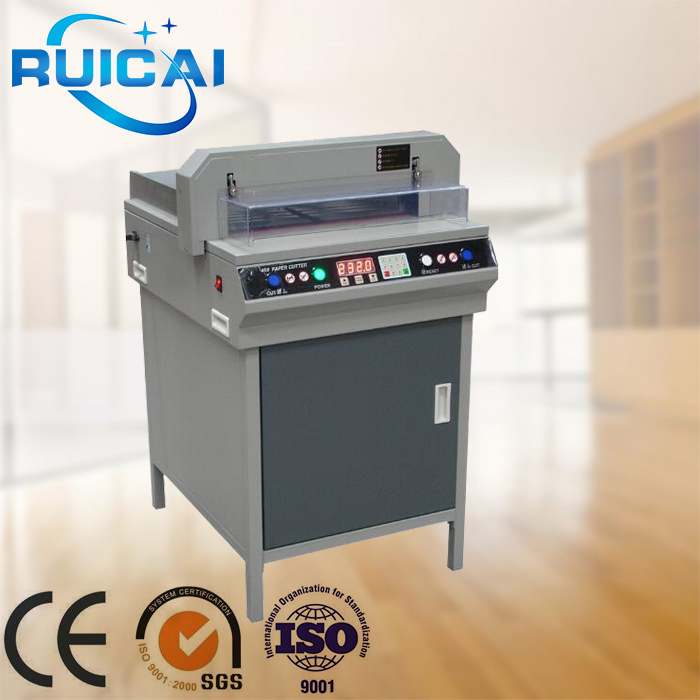 10 Years CE ISO Electric 450VS+ USED Paper Cutter for Machinery Sales