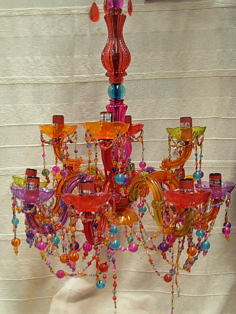 multicolore lustre lustre id de produit 113479644 french. Black Bedroom Furniture Sets. Home Design Ideas