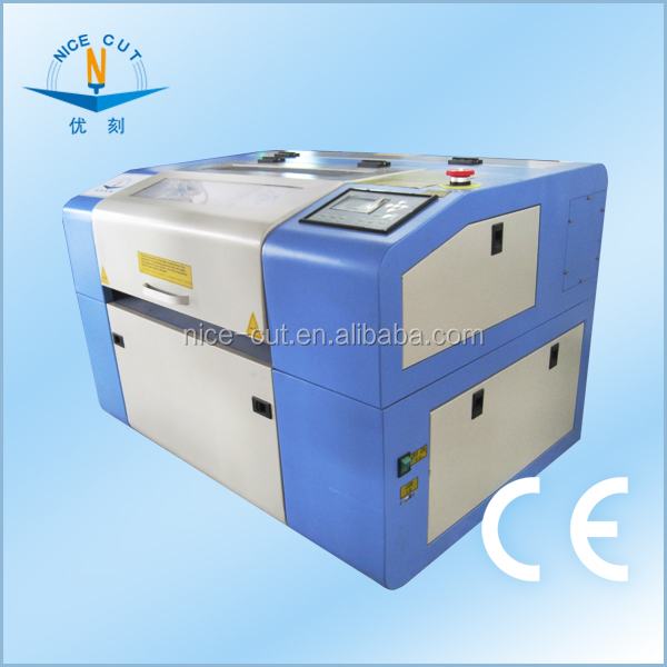 NC-E5030 Small glass cup bottles engraving machine <strong>laser</strong>