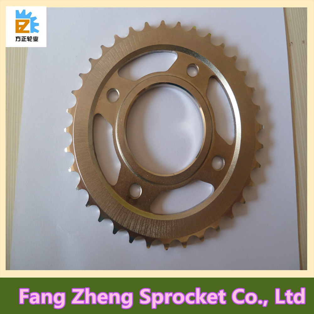 Motorcycle Spare Parts Chain Sprocket for Suzuki