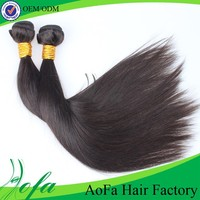Wholesale coil peruvian bolivian hair extensions overnight shipping