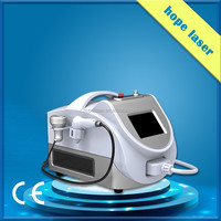 Portable IPL E light rf system machine, Cavitation Body Slimming Machine