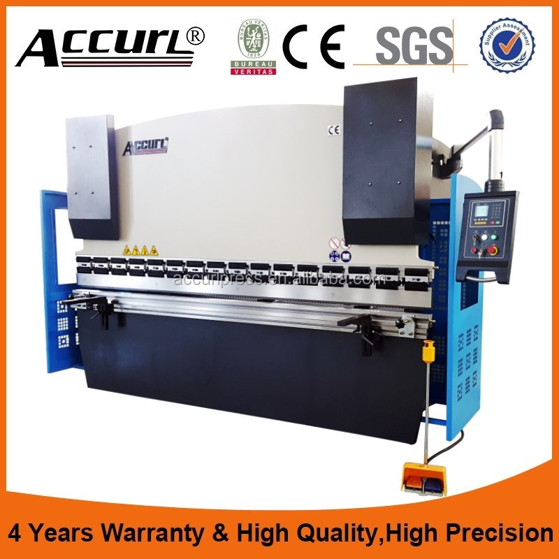 complete in specification WC67Y K - 250T / 3200mm stainless steel pipe bending machine electric equipment manufacture