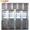 Shernbao KA-509 Heavy-duty Modular Dog Crate Stainless Steel Pet Cage Wholesale