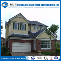 High Level Modular Prefabricated Modern Homes Villas