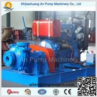 Electric Centrifugal Mining Sump Sewage Trash Slurry Pump
