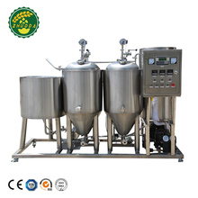 100L Beer Brewing Machine/ Microbrewery Equipment Factory Price
