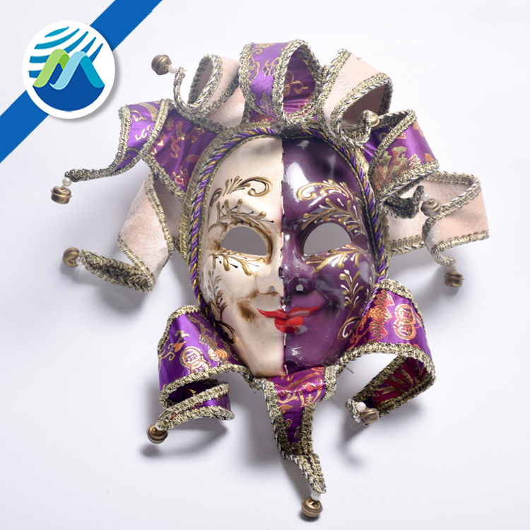 Hot Sale Halloween Carnival Masquerade party Venice Clown Mask