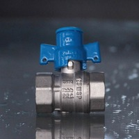 "hot sale 3/4"" brass gas pipeline ball valves"