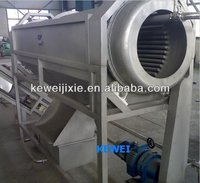 Industry vegetable wash machine
