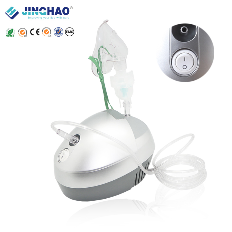 Small Portable Air Piston Homemade Compressor Nebulizer