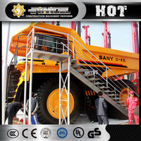 SANY Off-highway Mining Truck payload 95 ton dump truck Rigid Truck