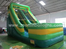 Professional producer for inflatable double lane slideZ3060