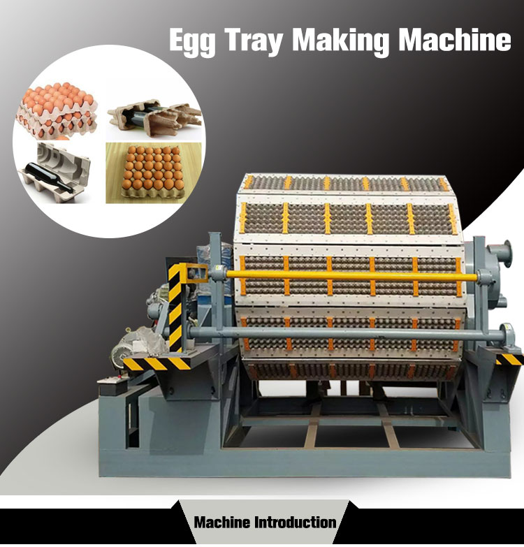 wholesale pulp molding machine paper egg making machine