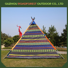 Personality Indians tents
