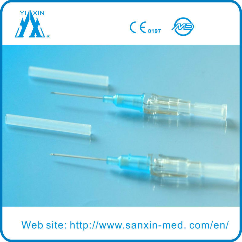 Disposable IV Catheter Pen Type 26G to 14G