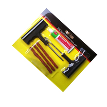 Handle tubeless kits/flat tire repair tools