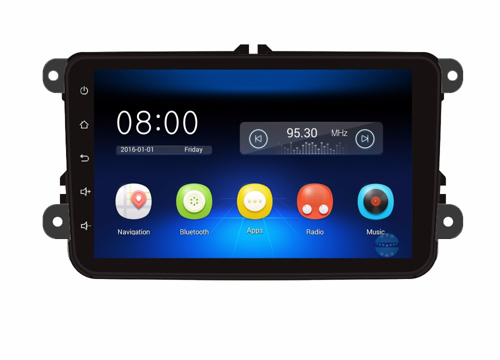 8 inch Android Volkswagen Car Stereo Navigation