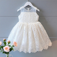 YDA2308high quality embroidery roses girls princess dress baby dress