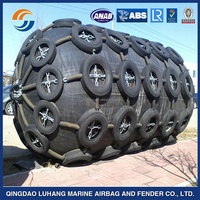 Marine rubber fender ship/jetty tyre fender used tyres