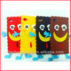 Cute animal silicone phone case for Phone 4/5 Hot sale!