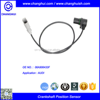 High Quality Auto Crankshaft position sensor 06A906433F