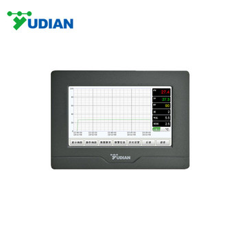 YUDIAN5 inch AI-35048 multi channel touch screen pid temperature controller with SSR output