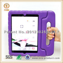 Children shockproof foam eva case cover for apple ipad 5 with handle