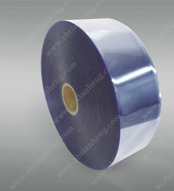 Pharmaceutical Grade Transparent PVC Rigid Film for Medicine Packaging
