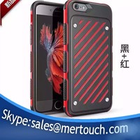 for iphone 6 sword phone case caseology polycarbonate frame + shock resistant TPU bumper Hale style mobile phone case