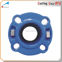 Cast&forged foundry plant manufacture ductile iron pipe casting