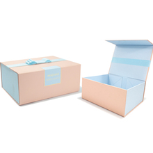 Retail Packaging Logo Printed Magnetic Gift Boxes Wholesale