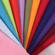 Factory sale poplin woven textile pocketing material in cotton fabric