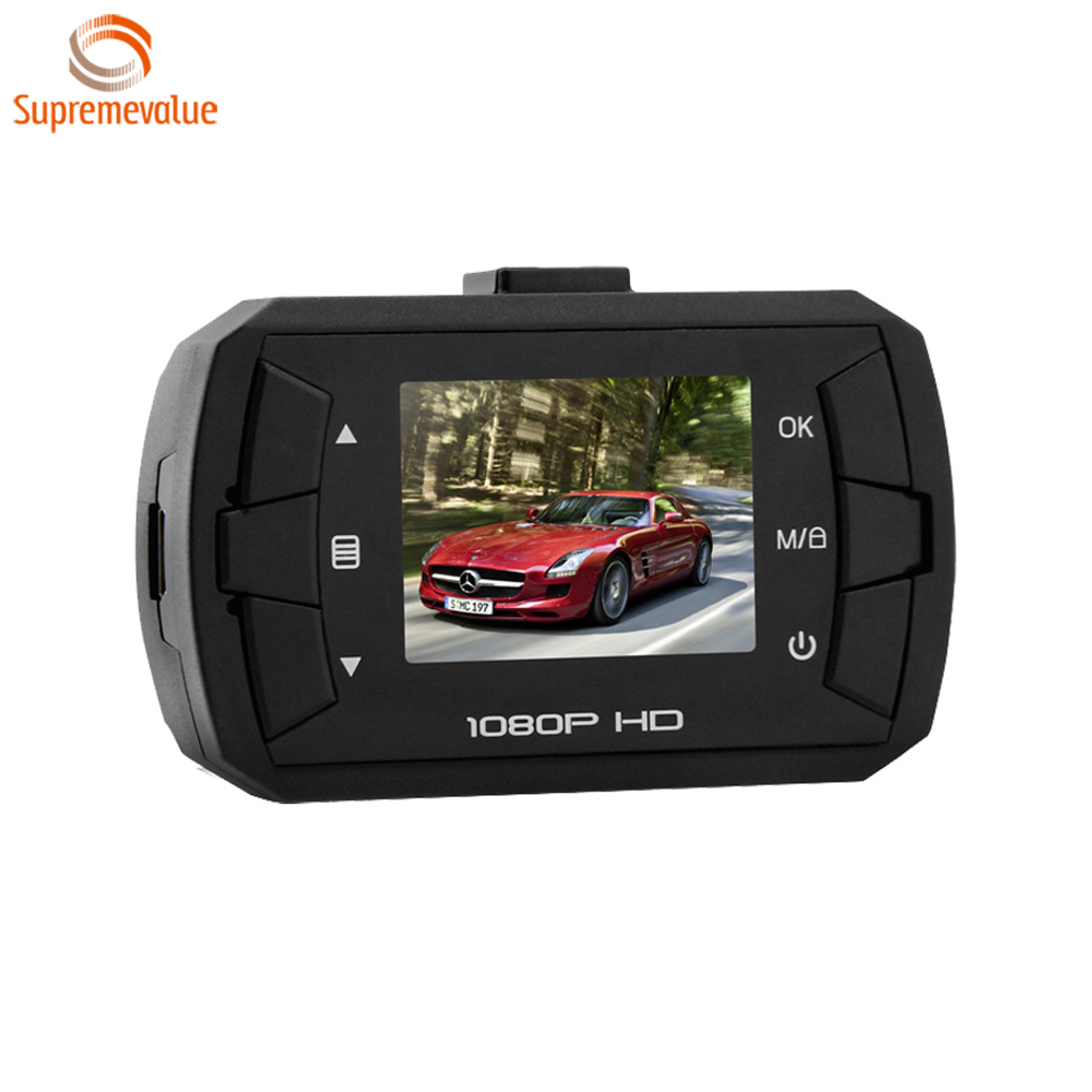 <strong>1080P</strong> Full HD Car Camera Recorder 1.5 Inch Car Dash Cam With <strong>G</strong>-Sensor NTK Car DVR