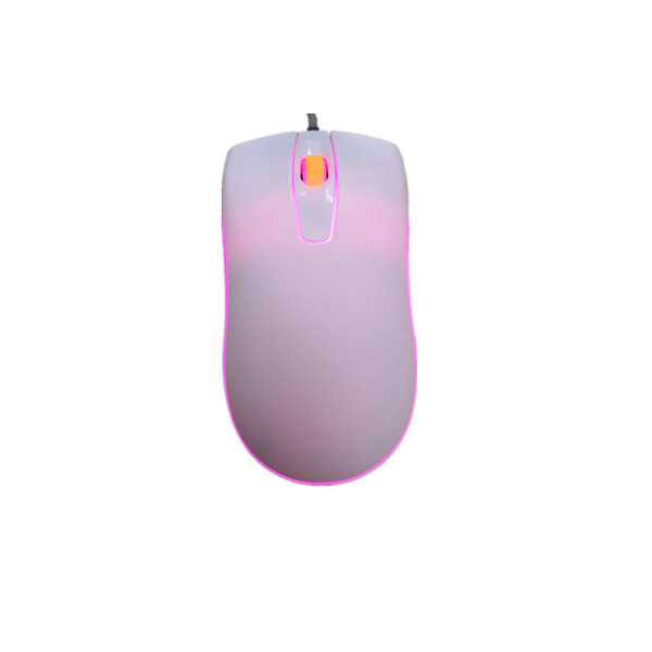 Customised wired mouse with 7 colorful breathing led light Gaming Mouse  GM-101