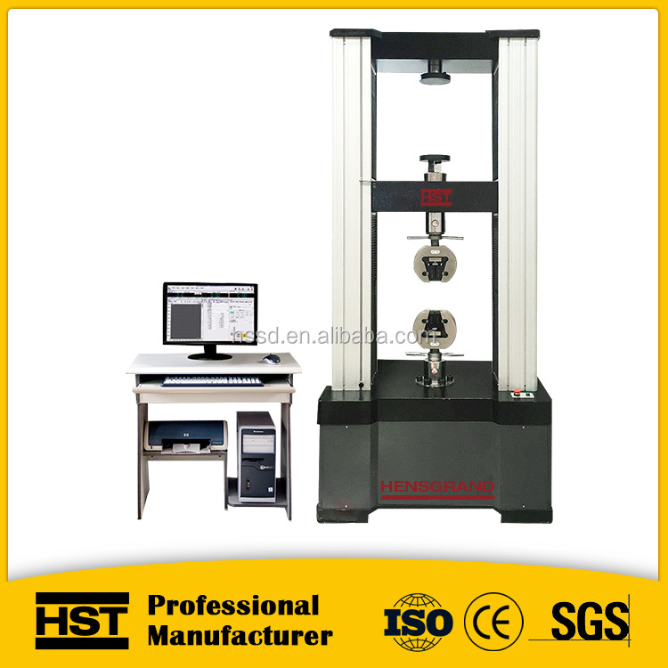 wire tensile strength test experiment machine /universal tensile testing of materials