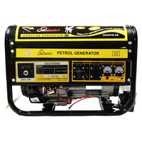 Best Quality AC Single Phase Gasoline Electric Generator