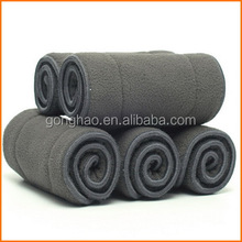 Super Quality Cloth Diapers Insert Bamboo Charcoal Changing Pad Bamboo Charcoal Inserts