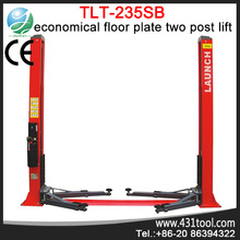 Better value and professional LAUNCH TLT235SB 2 post used motorcycle screw car lift