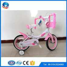 2015 Hot seling cheap price children bicycle for 4 years old child, new model children bicycle with trainning wheel
