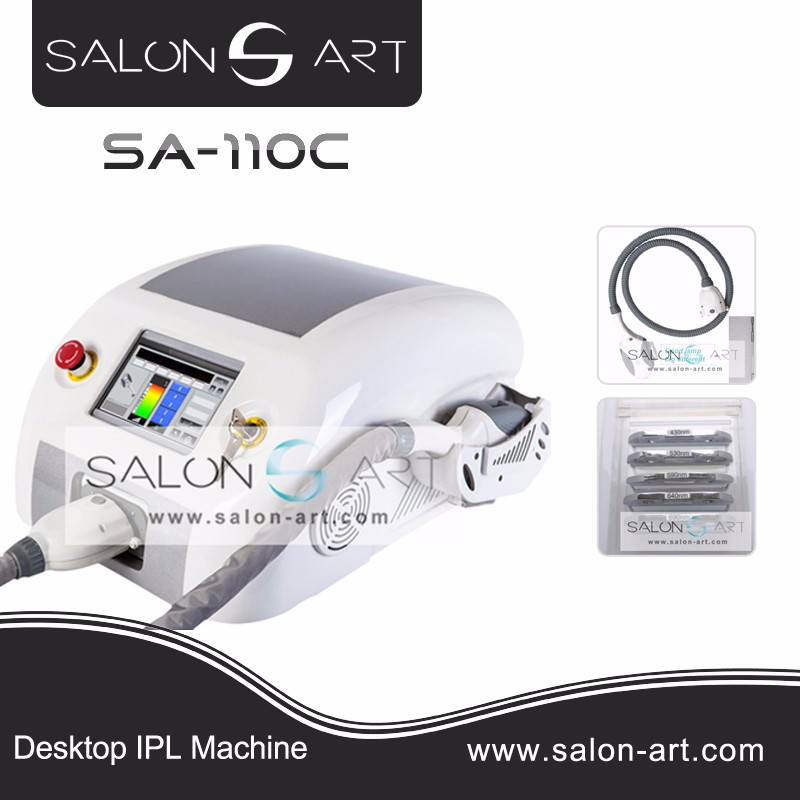 SA-110C CE approval ipl guangzhou/ipl hair removal machine for sale/ ipl skin rejuvenation