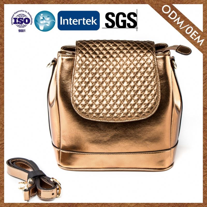 Factory Direct Sales Custom Printing Casual Girl Bag Lady Hand Bag And Cross Body Bag