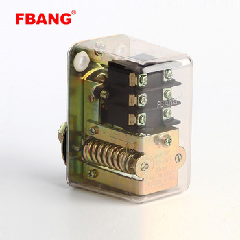 Stable performance oil resistance transparent air compressor pressure switch
