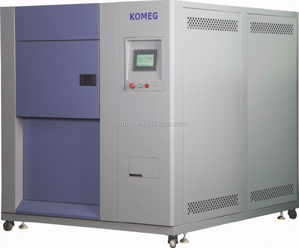 2016 KOMEG High And Low Temperature Convection Thermal Vacuum Chamber