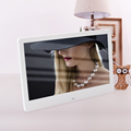 "12.5"" Large Size HD LED Screen Digital Photo Frame For Graduation"