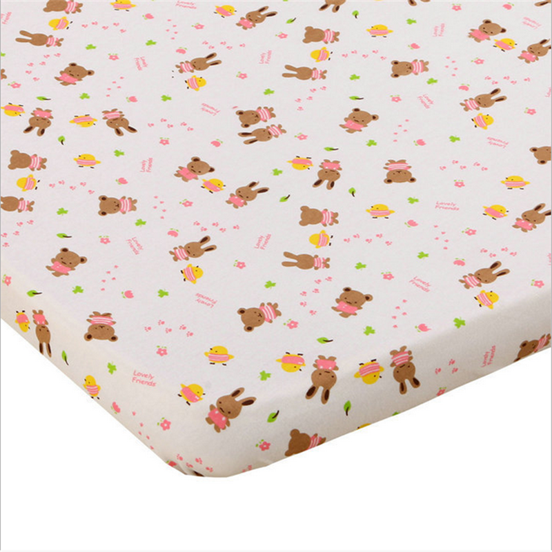 Softest Organic Fitted Crib Sheet Hypoallergenic, Breathable & Cutest Of All Crib Sheets Unisex, Boy Or Girl Perfect For Baby Re