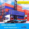 High quality used 20ft 40ft container service in Shanghai