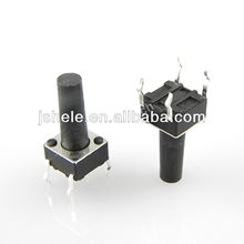 Tactile Push Button Switch Momentary Tact 6x6x13mm DIP-4pins