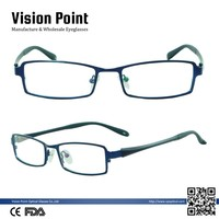 Wholesale Fashion Men Italy Designer Eyeglass Frame From Factory